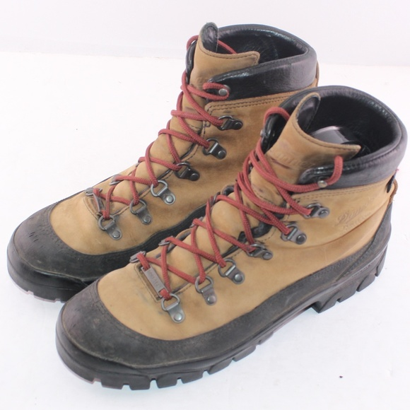 670fb842fd6 Danner Crater Rim 6 Brown Leather Gore-Tex Boots